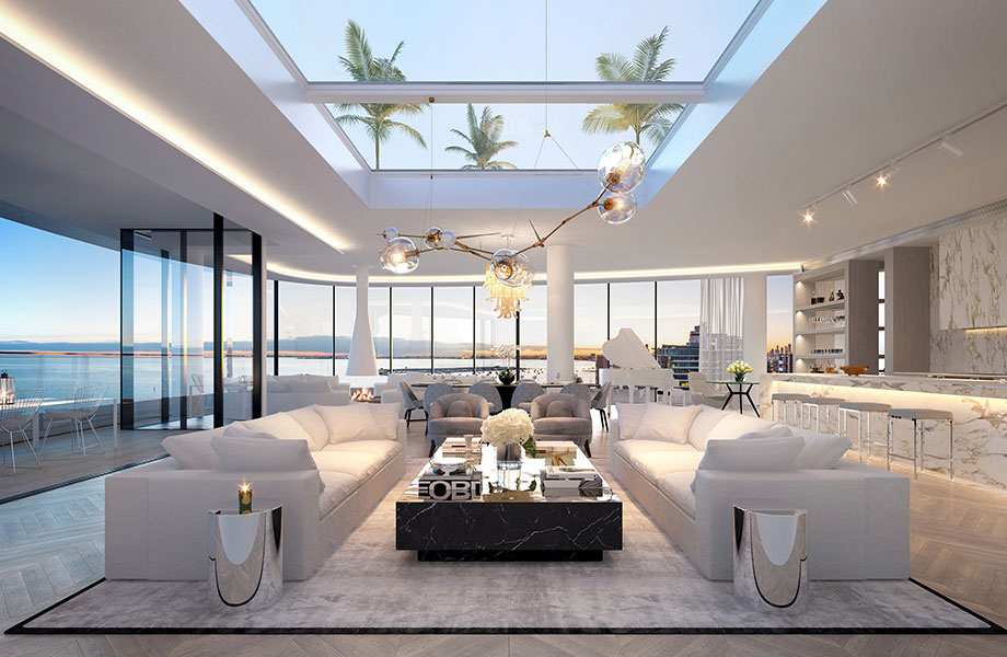 Penthouse living at Saint Moritz: All buyers were well-known local business identities who currently live within 1.5km of the project and Toorak.