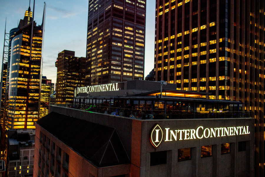 InterContinental Sydney and InterContinental Sanctuary Cove Resort will continue under IHG management