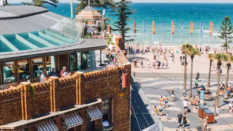▲ Iris Capital picked up Manly's Hotel Steyne in May this year for more than $60 million.