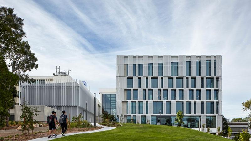 Queensland University of Technology, Peter Coaldrake Education Precinct Architects | Wilson Architects and Henning Larsen, Architects, Architects in Association