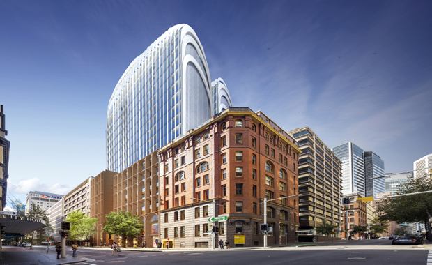 Major Projects Sydney: 161-165 Clarence Street