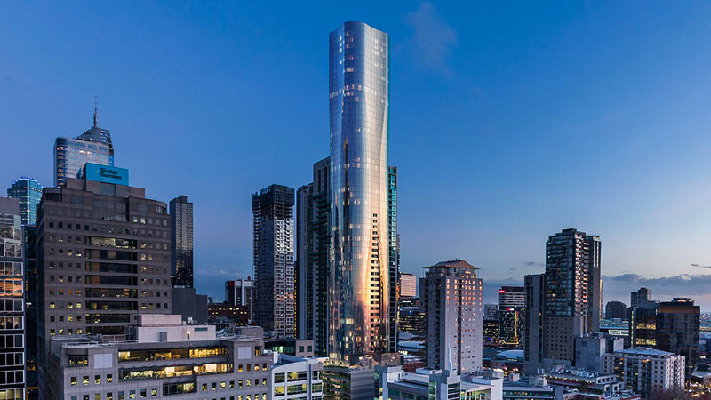 Melbourne major development projects Aspire Tower by ICD Property Group