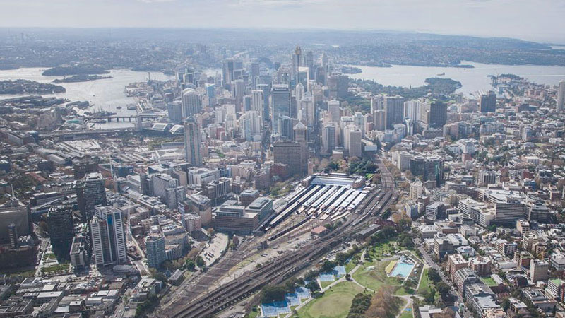 ▲ Australia's largest tech company Atlassian will anchor a 35-storey skyscraper above a new Silicon Valley-esque technology hub next to Sydney's Central Station.