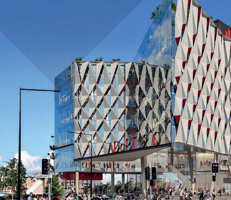 ▲ Griffith University's $80 million Adapt 2.0 building on the Gold Coast was announced in the 2020-2025 strategic plan as well as plans to leave Mount Gravatt campus and a new tower at Roma Street Station.