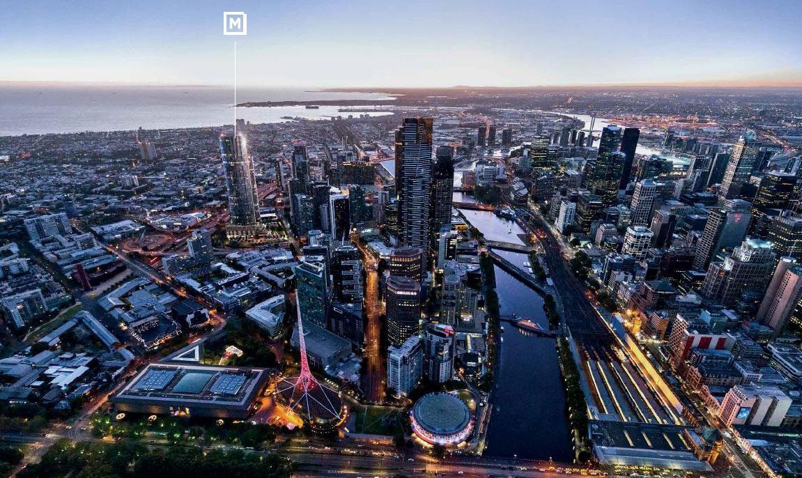Melbourne Square 1