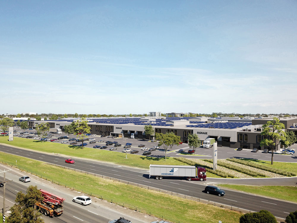 Qualitas and Pelligra partner on $500m industrial precinct