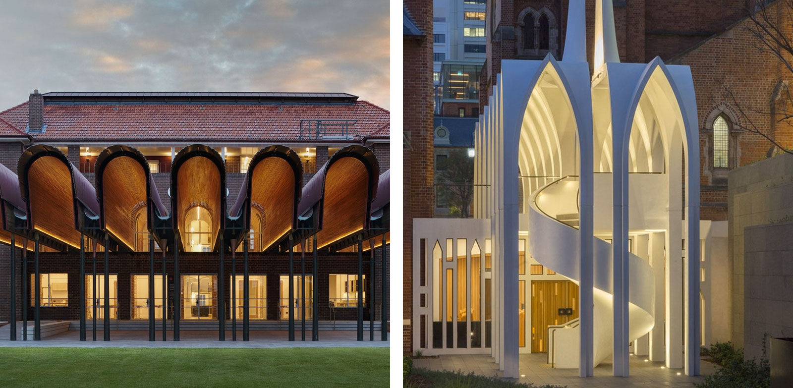 National Architecture Awards - Heritage Winner