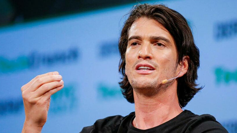 US co-working operator WeWork has secured its tenth Sydney location at 320 Pitt Street. WeWork CEO Adam Neumann.