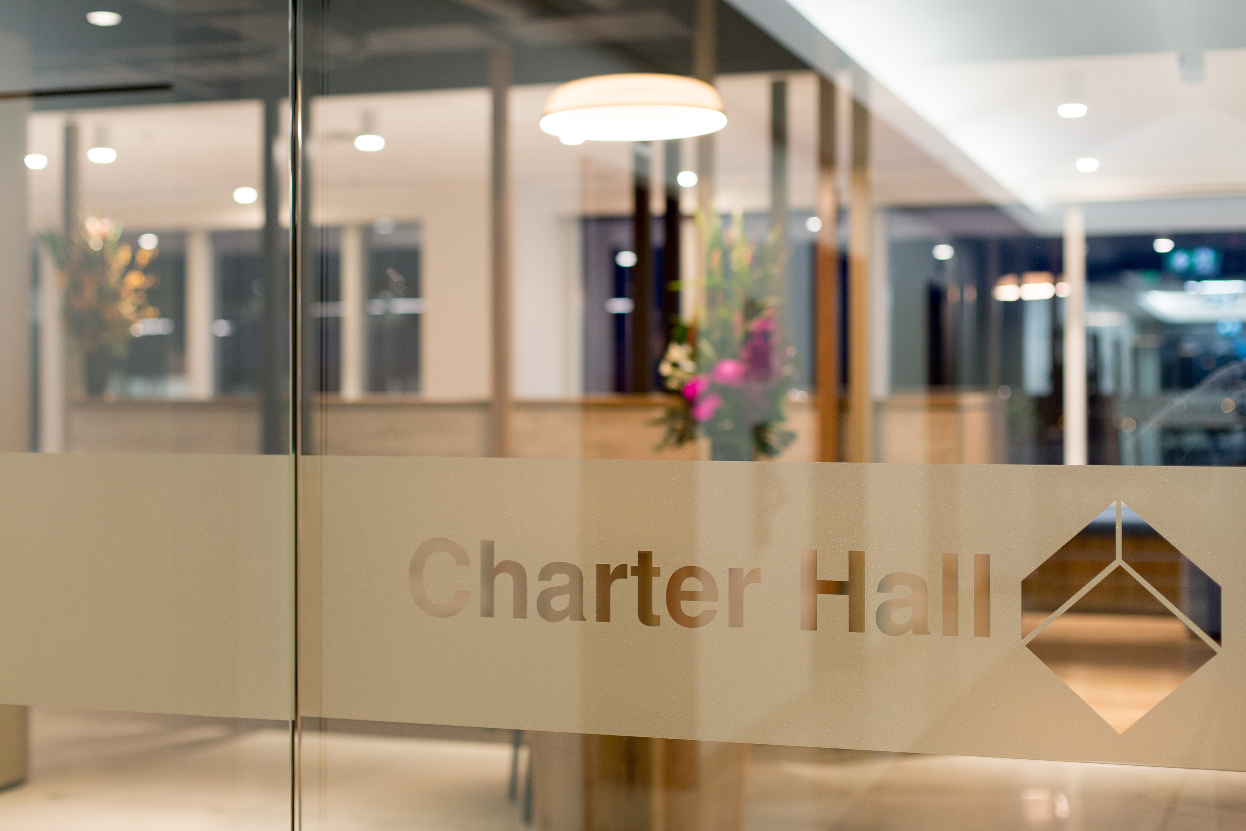 Charter Hall currently has a $900 million development pipeline.