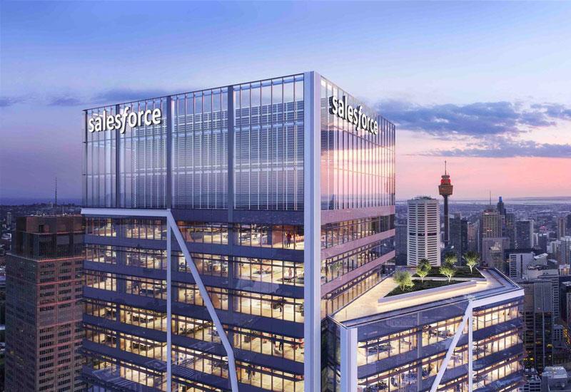 Salesforce Tower Sydney Development Project