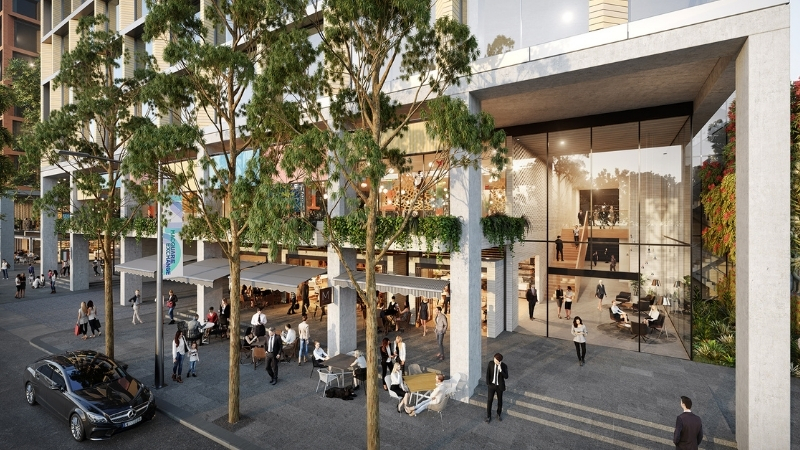 ▲ MXQ4 at Macquarie Exchange will form part of the Ascendas REITs S$12.91 billion portfolio—of which 14 per cent will be located in Australia.