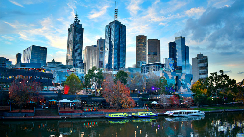▲ Melbourne apartment market approvals slumped 62pc over the year.