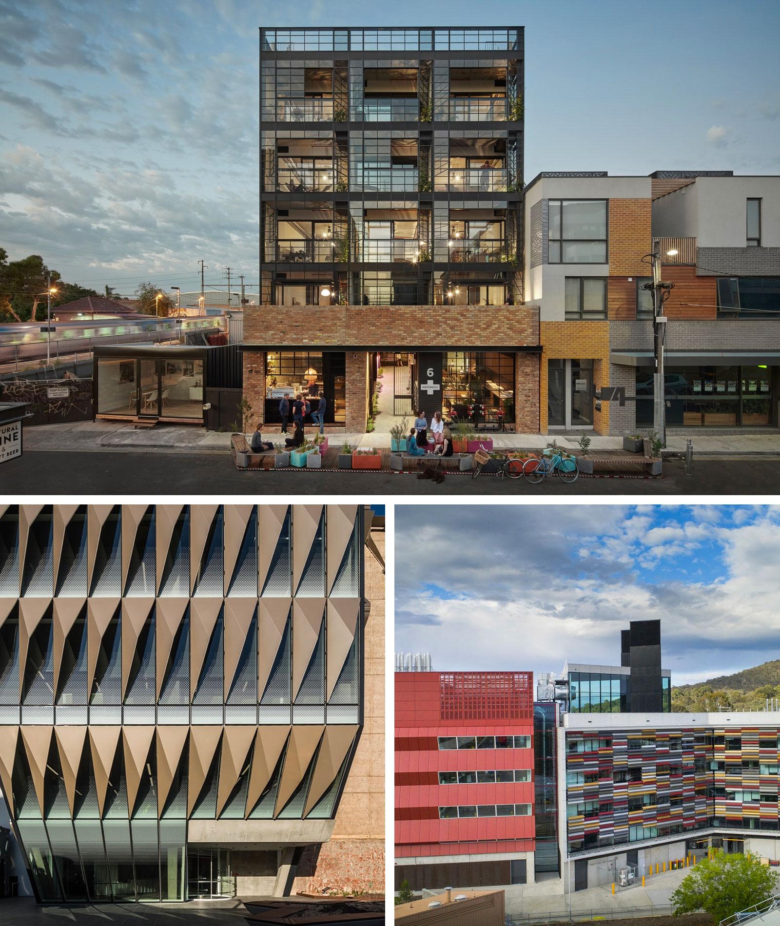 Australian Architecture Awards - Sustainable Architecture