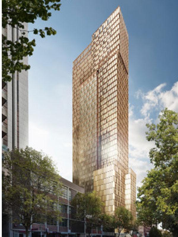 Atira La Trobe Street - Melbourne (Construction Award)
