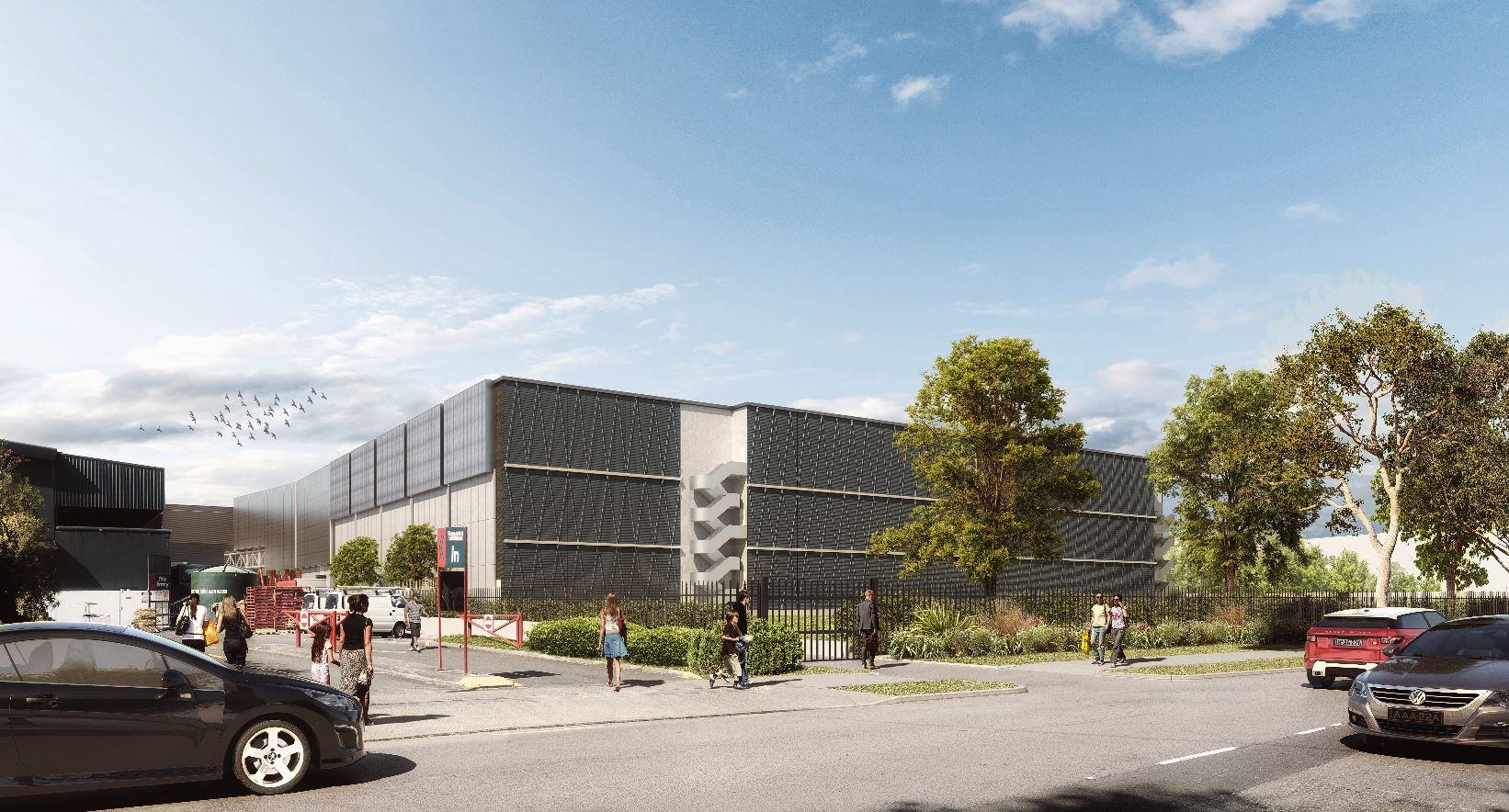 Aurecon Data Centre 2