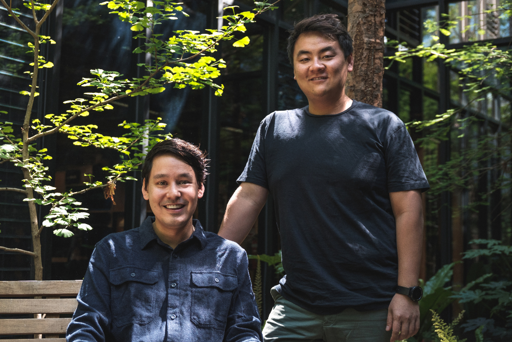 The Commons co-founders Tom Ye and Cliff Ho