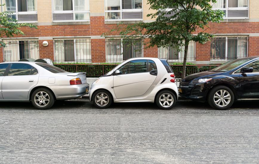 Parking, car park