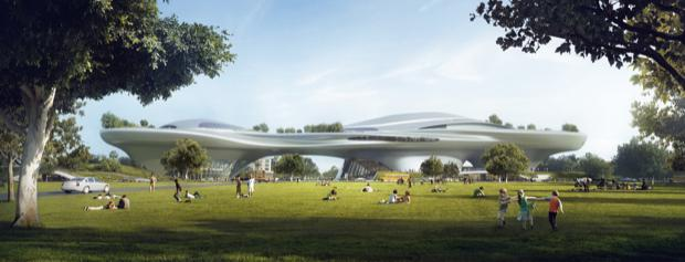 George Lucas Museum, Los Angeles, MAD