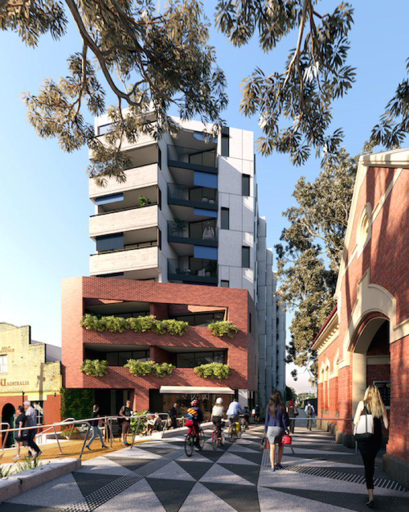 Jewell Station Development by Neometro