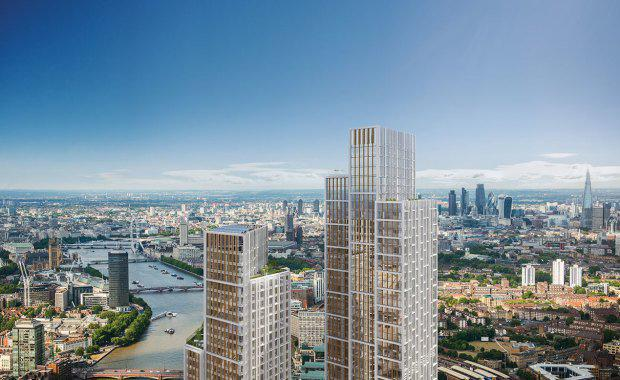 How Chinese Developers Are Changing The Face Of London