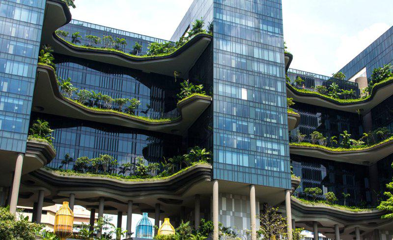 PARKROYAL, designed by WOHA
