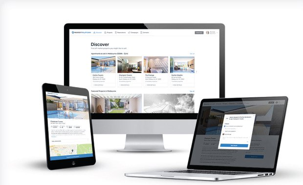 REA Property Platform 1