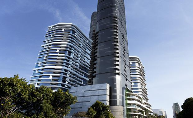 Renowned sydney architect appointed to manage firms expansion for Architecture firms canberra