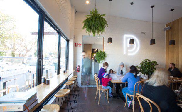 Dumbo café, Footscray