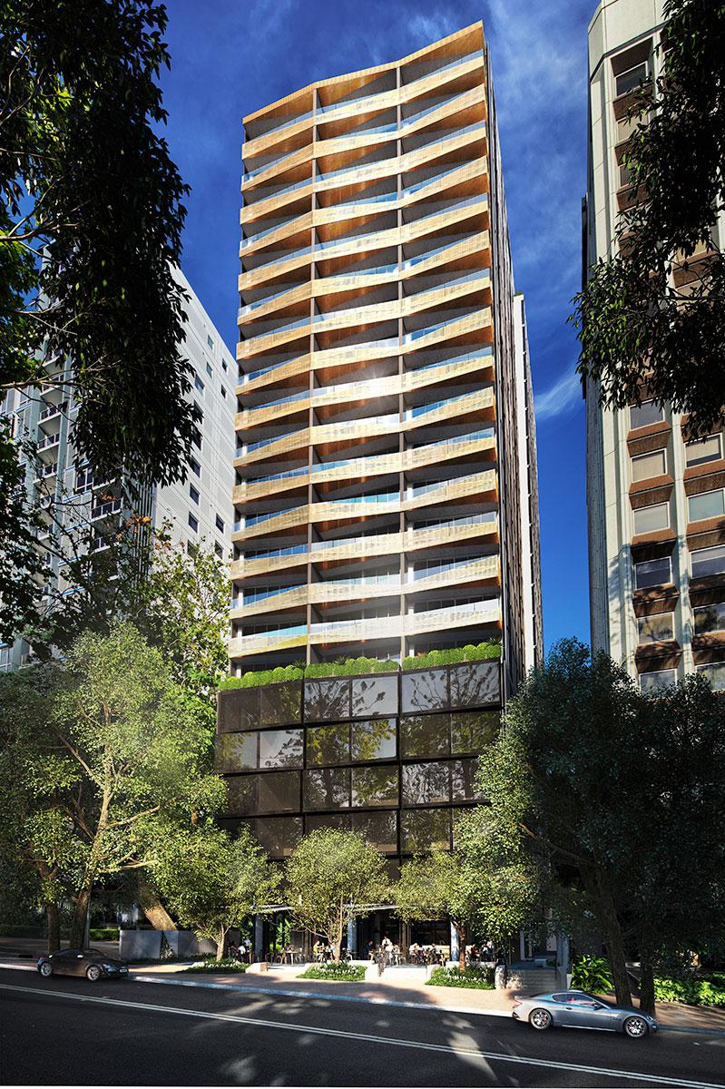 The Miller - Yuhu Group Sydney project