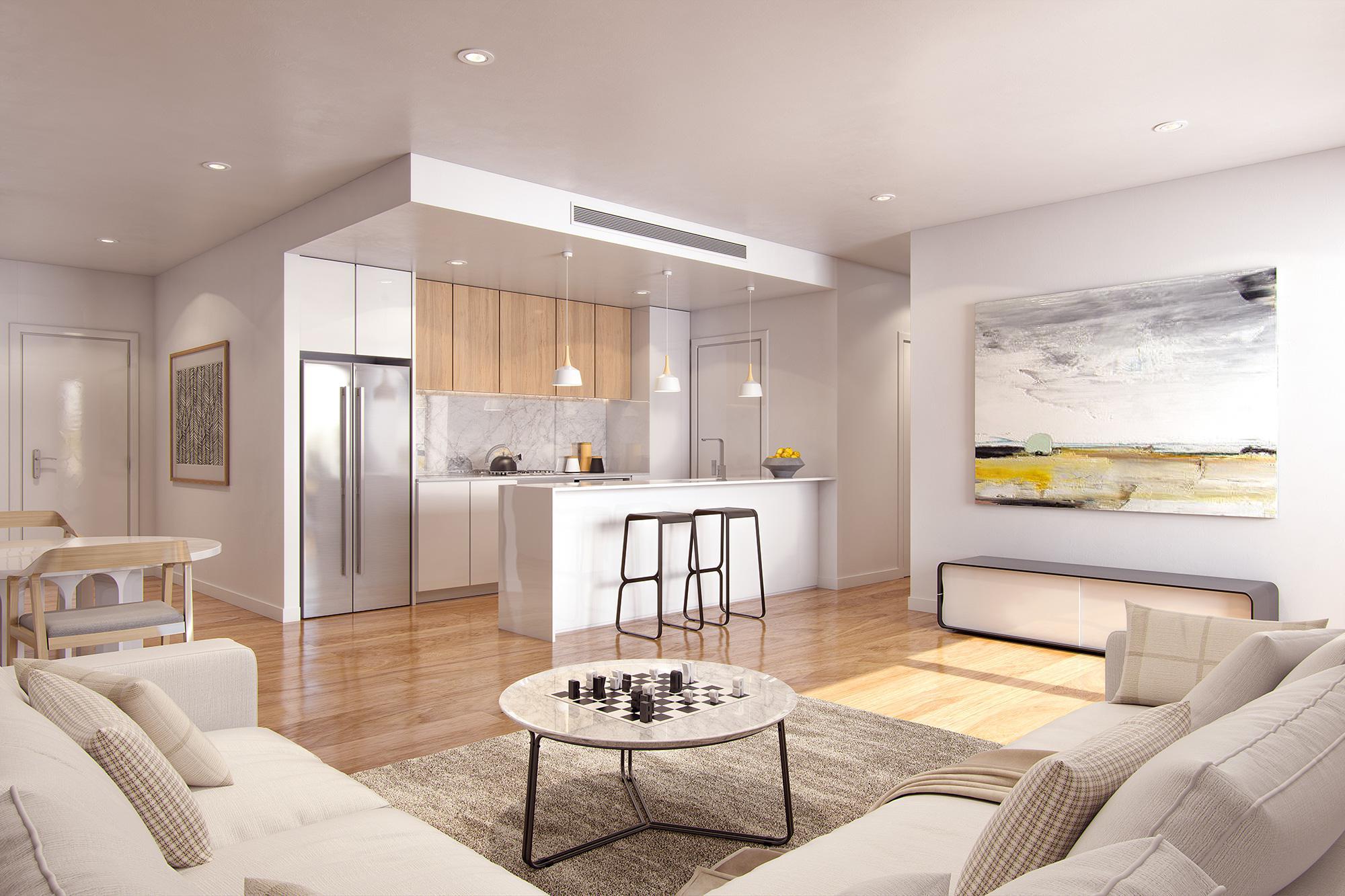 Seven Hills Mason Apartments
